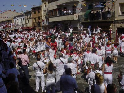 !FELICES FIESTAS 2008- CABANILLERAS Y CABANILLEROS-