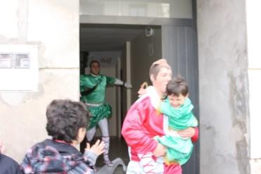 EL JUDAS PERSEGUIDO
